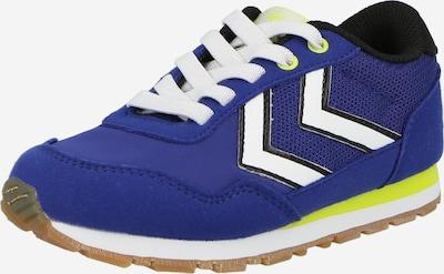 Hummel Zapatillas deportivas en azul / amarillo / negro / blanco, Vista del producto