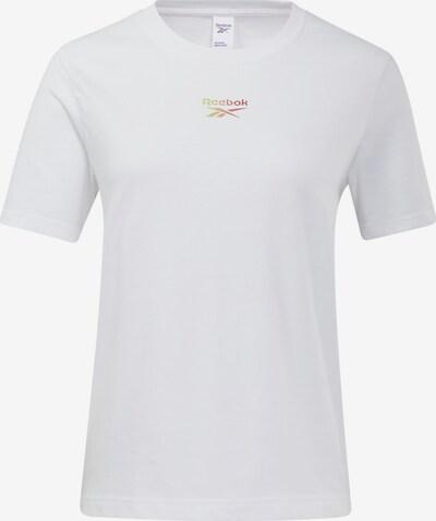 Reebok Classic Shirt in de kleur Wit, Productweergave