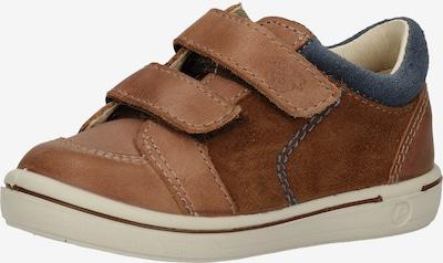 Pepino Sneaker 'Timmy' in dunkelblau / braun, Produktansicht