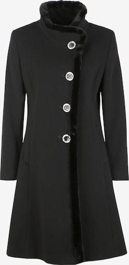 ERICH FEND Winterjas in de kleur Zwart, Productweergave