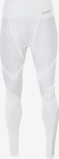 JAKO Sportunterhose in weiß, Produktansicht