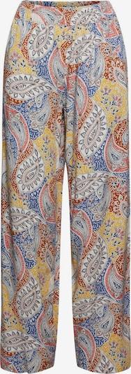 ESPRIT Hose in royalblau / mischfarben, Produktansicht