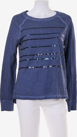 Tchibo Sweatshirt in S-M in Blau