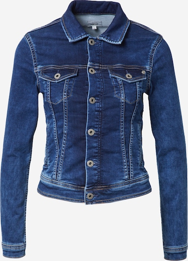 Pepe Jeans Jacke in blue denim, Produktansicht