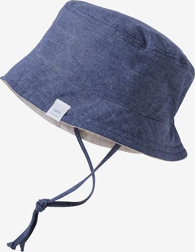 MAXIMO Hut in blue denim, Produktansicht