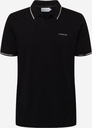 Calvin Klein Shirt in schwarz / silber, Produktansicht