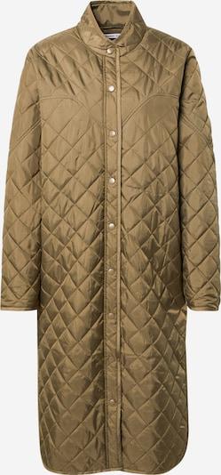Designers Remix Ανοιξιάτικο και φθινοπωρινό παλτό 'Braga' σε λαδί, Άποψη προϊόντος