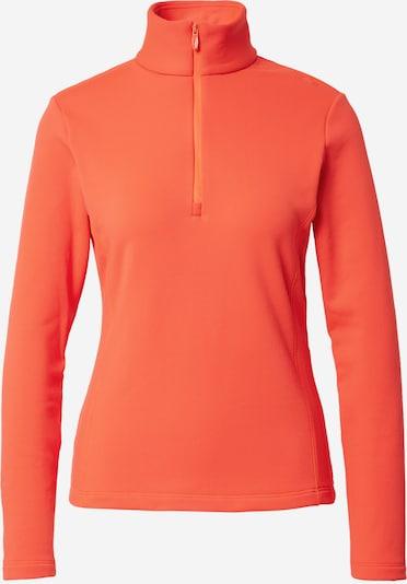 CMP Sweat de sport en rouge orangé, Vue avec produit