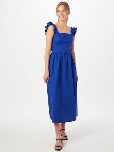 Chi Chi London Společenské šaty 'Ezel' - modrá, Model/ka