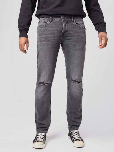 TOM TAILOR DENIM Jeans in grey denim, Modelansicht