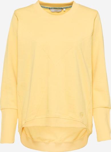 NÜMPH Sweatshirt 'Nicola' in safran, Produktansicht