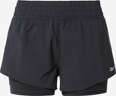 Reebok Sport Sporthose in schwarz, Produktansicht