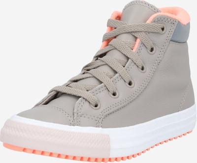 CONVERSE Sneakers in de kleur Grijs / Lichtoranje, Productweergave