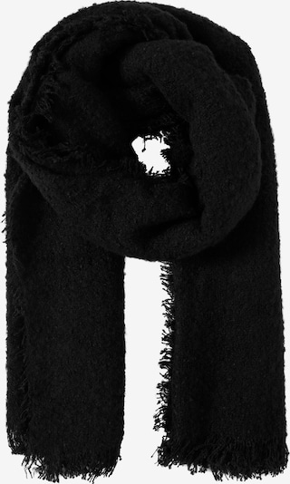 ICHI Schal 'IABEA SC' in schwarz, Produktansicht