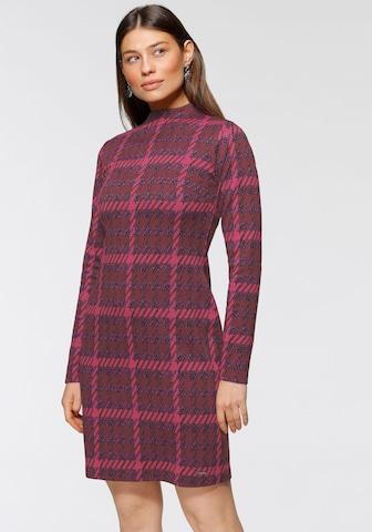 BRUNO BANANI Kleid in Rot