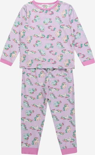 Cotton On Pyžamo 'FLORENCE' - fialová / orgovánová / zmiešané farby, Produkt