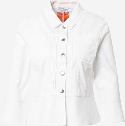 STREET ONE Tussenjas in de kleur White denim, Productweergave