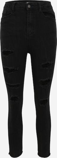 Jeans 'SINNER' Missguided Petite pe negru, Vizualizare produs