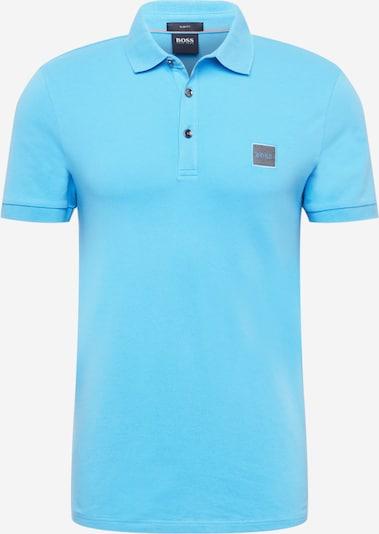 BOSS Casual Poloshirt 'Passenger 1' in himmelblau, Produktansicht