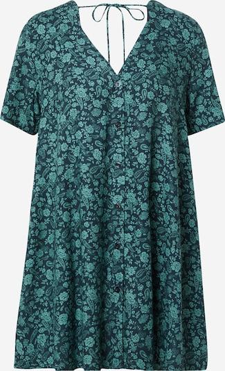 Palaidinės tipo suknelė 'Crosena' iš Motel , spalva - žalia / nefrito spalva, Prekių apžvalga