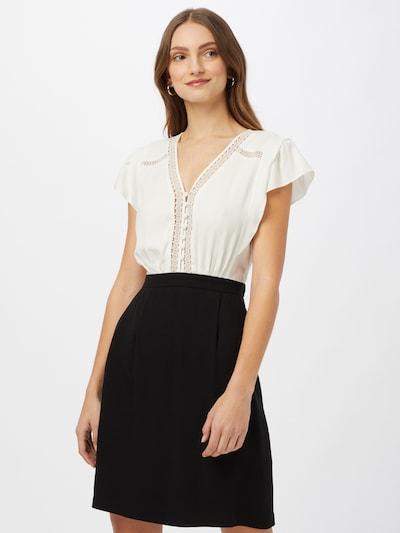 Abito camicia 'CENDRA' Suncoo di colore nero / bianco, Visualizzazione modelli
