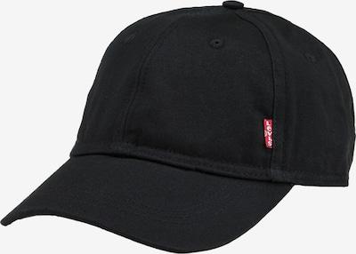 LEVI'S Cap in Black, Item view