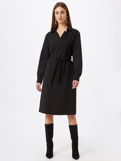 IMPERIAL Kleid in schwarz: Frontalansicht