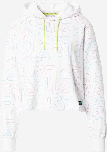 FILA Athletic Sweatshirt 'SALINA' in Mixed colors / White, Item view