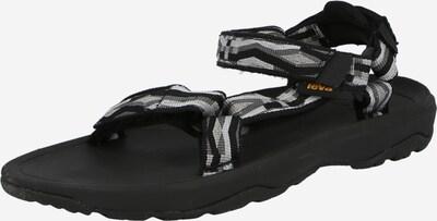 Sandale TEVA pe gri / negru, Vizualizare produs