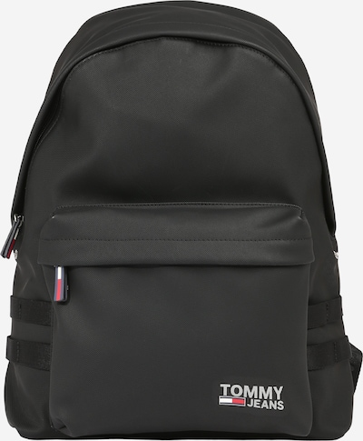 Tommy Jeans Backpack 'Campus' in Navy / Red / Black / White, Item view
