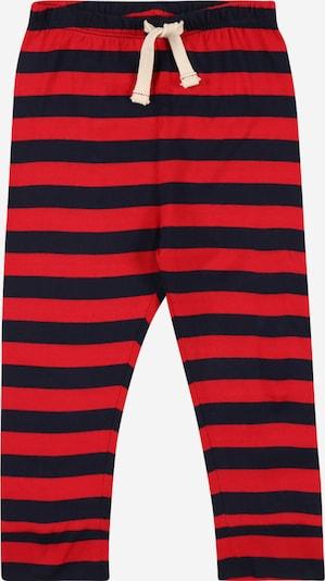 Pantaloni GAP di colore rosso / nero, Visualizzazione prodotti