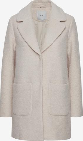 ICHI Between-seasons coat in Grey