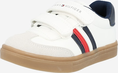 TOMMY HILFIGER Tenisky - námornícka modrá / červená / biela, Produkt