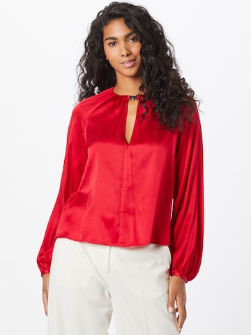 PINKO Bluse 'FAMATINA' in Rot