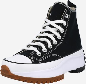 CONVERSE High-Top Sneakers 'RUN STAR HIKE - HI' in Black