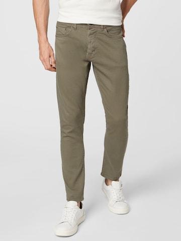 Trendyol Панталон в зелено