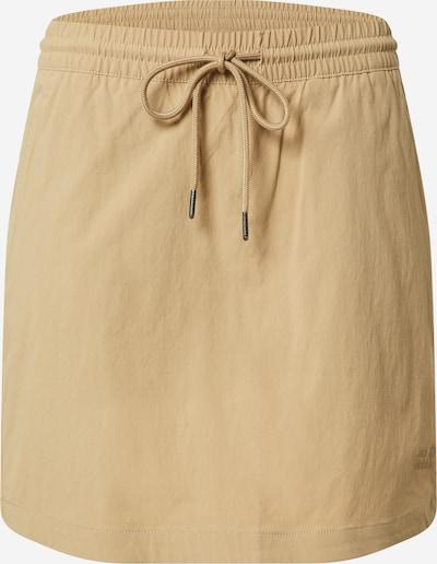 JACK WOLFSKIN Športová sukňa 'DESERT' - piesková, Produkt
