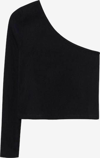 MANGO TEEN COLLECTION Тениска 'PAULA' в черно, Преглед на продукта