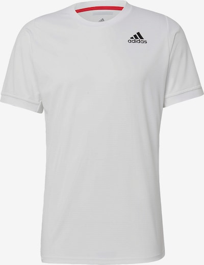 ADIDAS PERFORMANCE Shirt 'FREELIFT' in schwarz / weiß, Produktansicht
