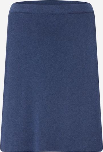 Fustă NU-IN Plus pe bleumarin, Vizualizare produs
