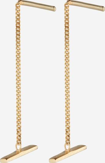 ELLI Oorbellen 'Geo' in de kleur Goud, Productweergave