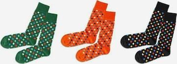 DillySocks Socks in Green