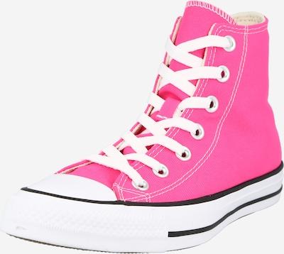 CONVERSE Zemie brīvā laika apavi 'CHUCK TAYLOR ALL STAR' rozā / balts, Preces skats