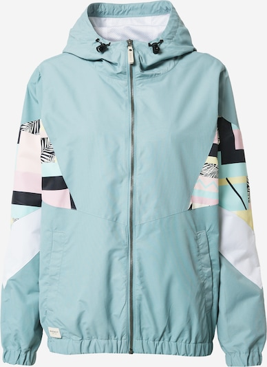 Iriedaily Between-season jacket 'Streetz' in Cyan blue / Mixed colours, Item view