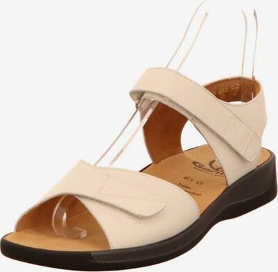 Ganter Sandale in creme, Produktansicht