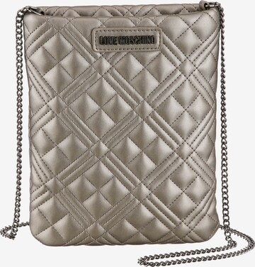Love Moschino Crossbody Bag in Grey