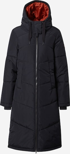 Iriedaily Mantel 'Paddie' in schwarz, Produktansicht