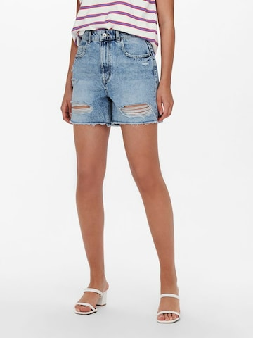 ONLY Jeans 'Bay' in Blauw