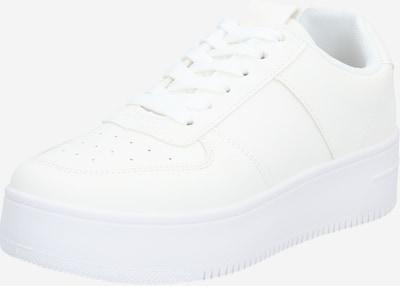 rubi Baskets basses 'ALEX' en blanc, Vue avec produit