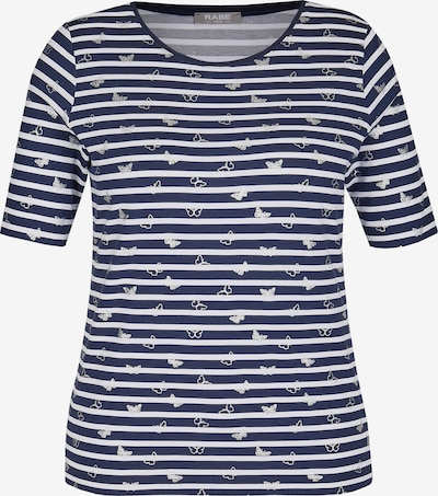 Rabe Shirt in blau / grün / weiß, Produktansicht